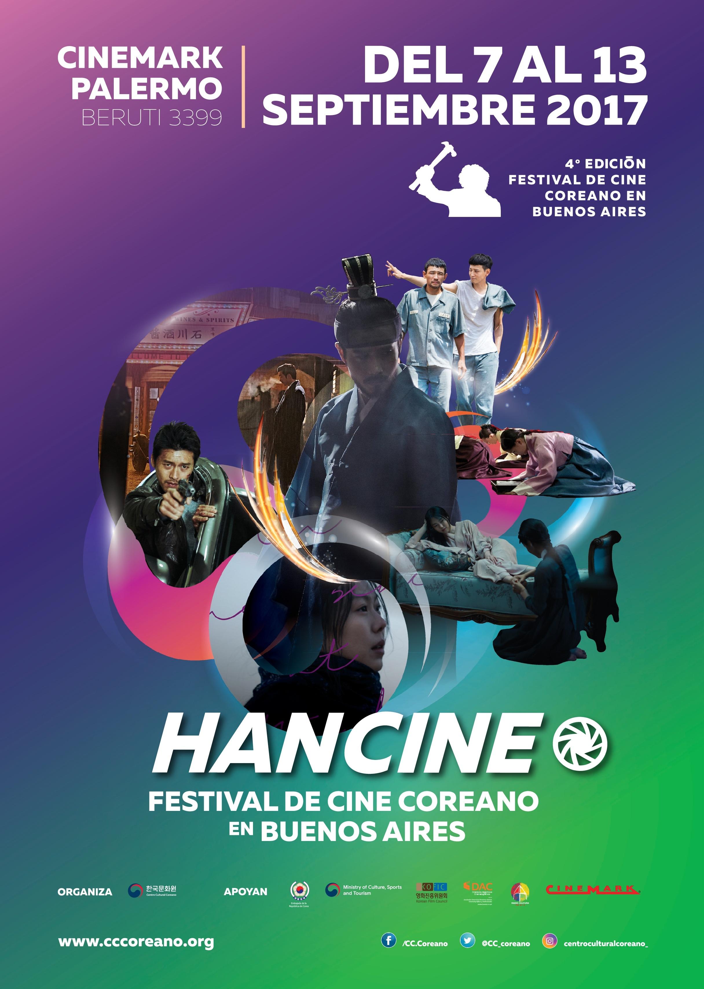 Poster Han Cine 2017 - ALTA