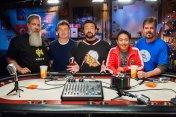 Bryan Johnson, Ming Chen, Mike Zapcic, Walter Flanagan, Kevin Smith - Comic Book Men _ Season 6 – Photo Credit: Pawel Kaminski/AMC