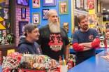Walter Flanagan, Bryan Johnson, Mike Zapcic - Comic Book Men _ Season 6 – Photo Credit: Pawel Kaminski/AMC