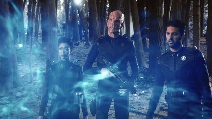 RECAP] Star Trek - Discovery: Si Vis Pacem, Para Bellum (T1xE08) -