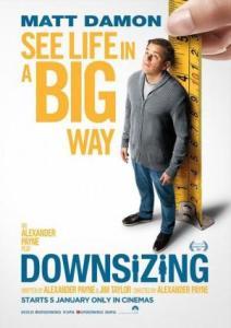 Downsizing Pequeña Gran Vida Poster