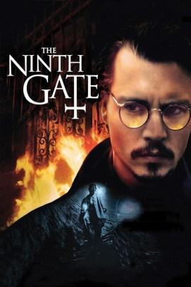 La novena puerta (afiche)