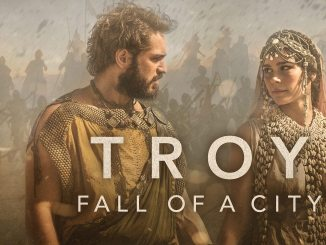 [REVIEW] Troy - Fall of a City