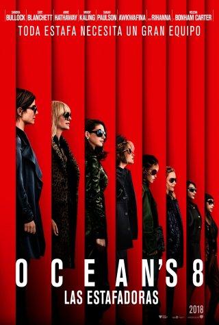 Oceans_Las_Estafaddoras_Teaser_Poster_Latino_JPosters