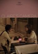 La cámara de Claire - poster