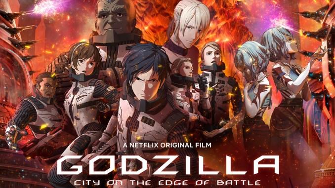 Godzilla – Ciudad al Filo de la Batalla