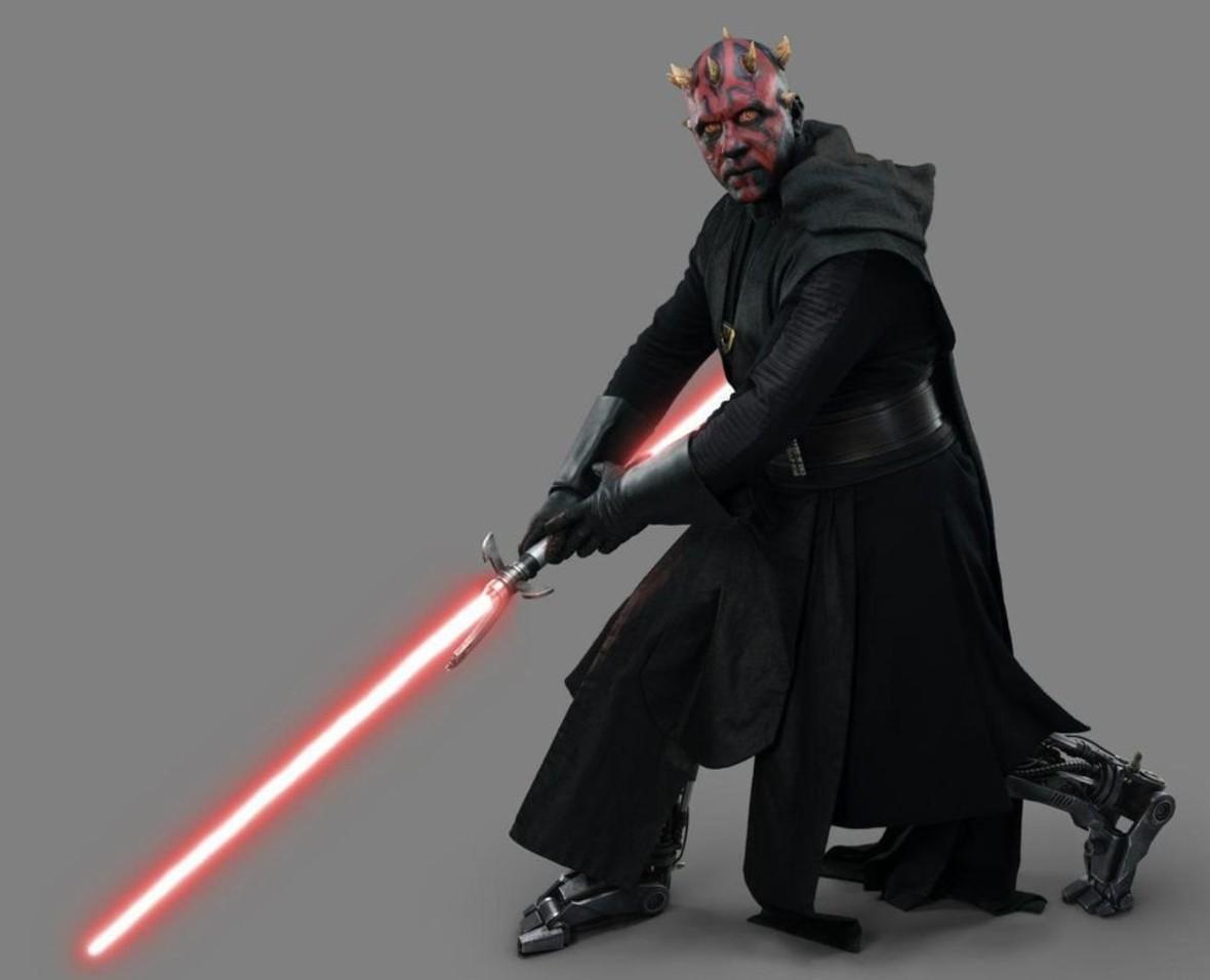 Darth Maul Han Solo A Star Wars Story