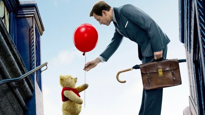 [REVIEW] Christopher Robin: Miel y risas para todos