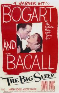 The Big Sleep Poster