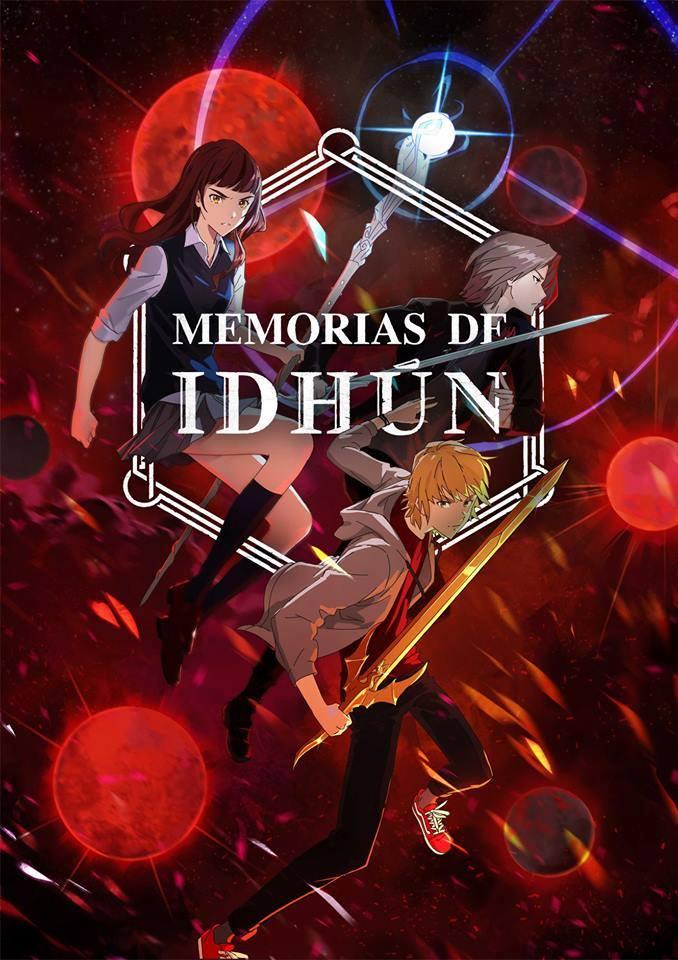 Memorias de Idhún - Netflix