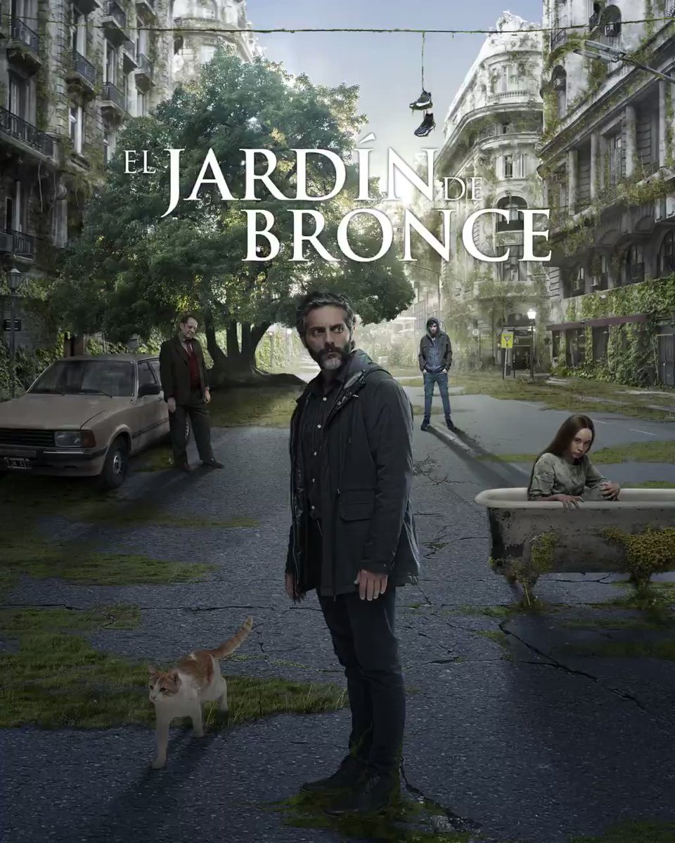 El Jardín de Bronce - Temporada 2 (Poster)