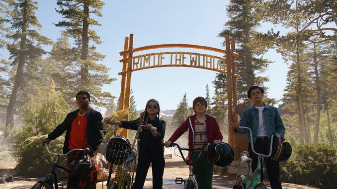 Rim of the World: Campamento en el fin del mundo