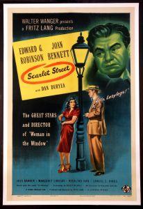 Scarlett Street Poster