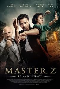 Master Z El legado de Ip Man Poster