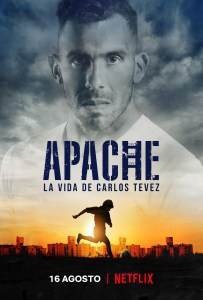 Apache Tevez Poster Netflix