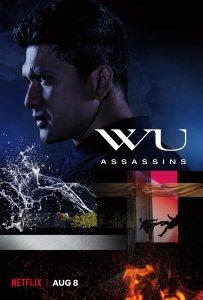 Wu Assassins Poster
