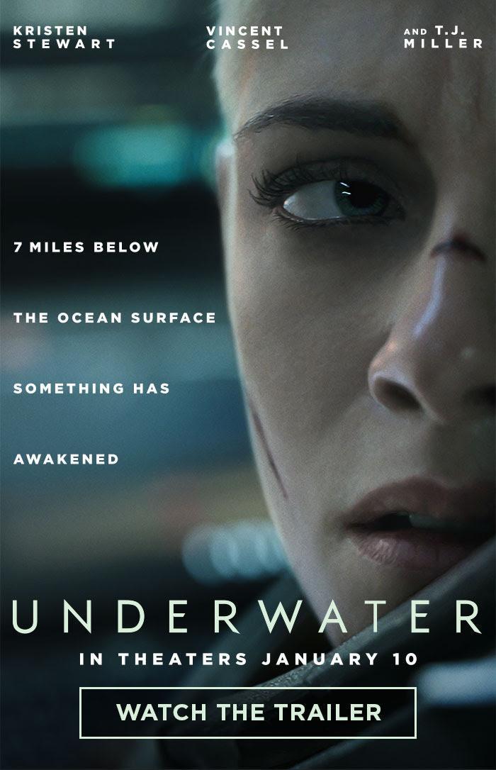 Underwater Terror En Lo Profundo Del Océano