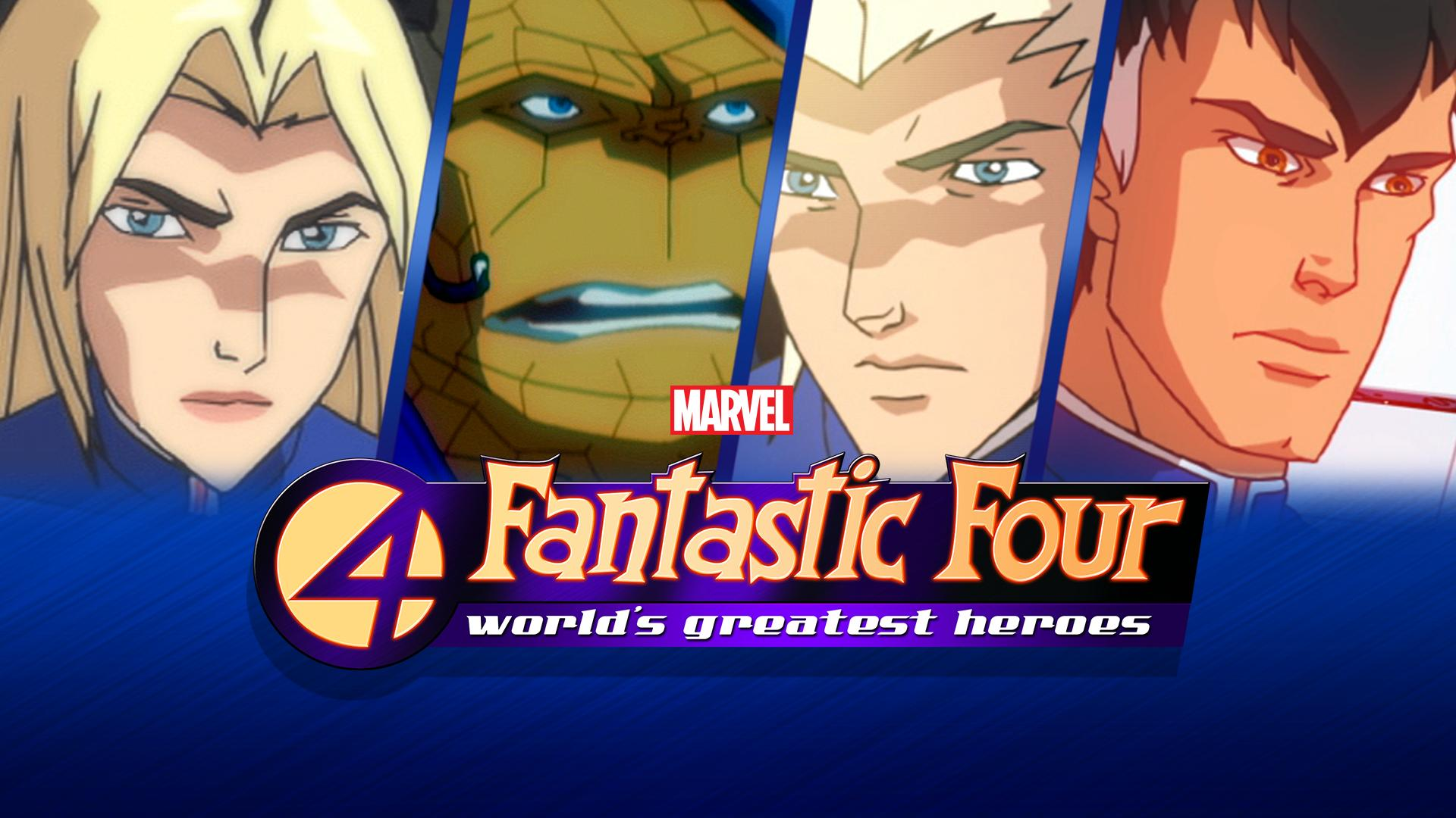 Fantastic Four World's Greatest Heroes (2006).jpg