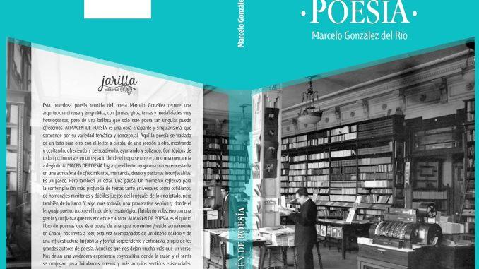 Presentación del nuevo libro de Marcelo González del Río