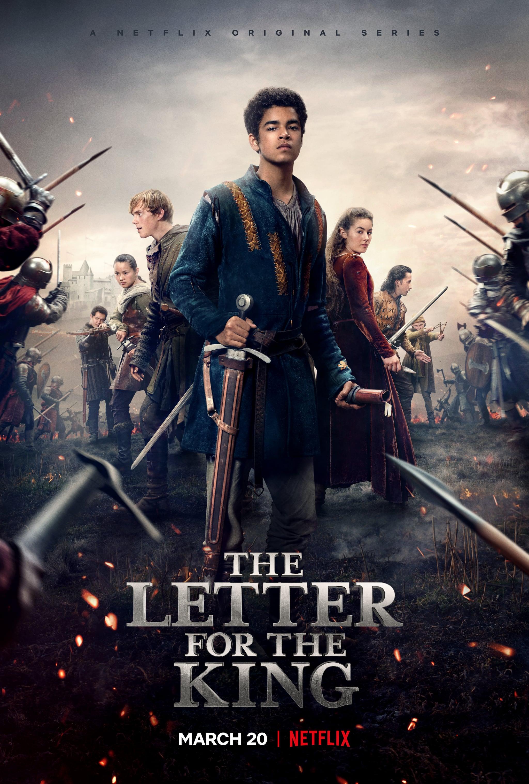 Netflix-Letter-For-King-Promotional-Poster