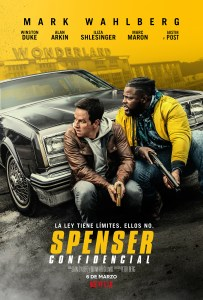 SpenserConfidential - Poster