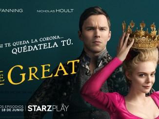 The Great: Avance de la comedia histórica protagonizada por Elle Fanning y Nicholas Hoult