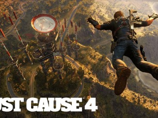 Just Cause 4 y Wheels of Aurelia están gratis en Epic Games Store