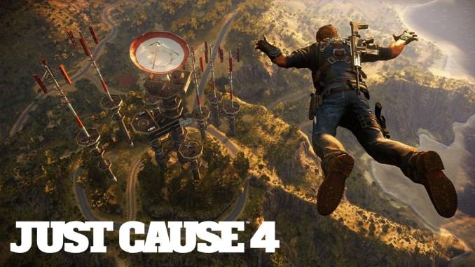 Just Cause 4 y Wheels of Aurelia están gratis en Epic Games Store