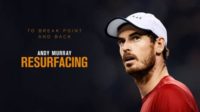 [4B Recomienda] Andy Murray: Resurfacing