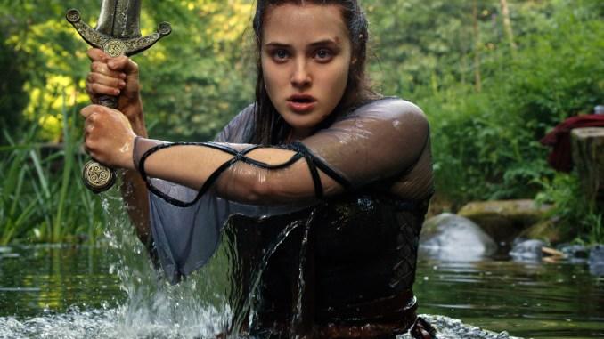 Maldita: Primeras imágenes de la serie protagonizada por Katherine Langford