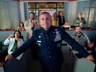 Fuerza Espacial: Avance de la nueva serie de Steve Carell