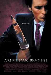 Psicopata Americano afiche