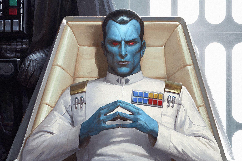 Gran Almirante Thrawn