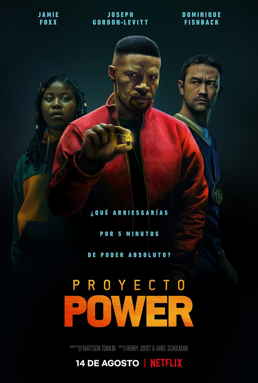 Proyecto Power - Poster