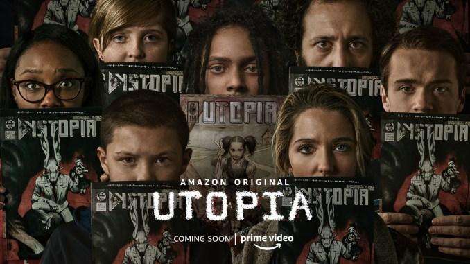 UTOPIA: Avance y póster de la remake de Amazon Prime Video
