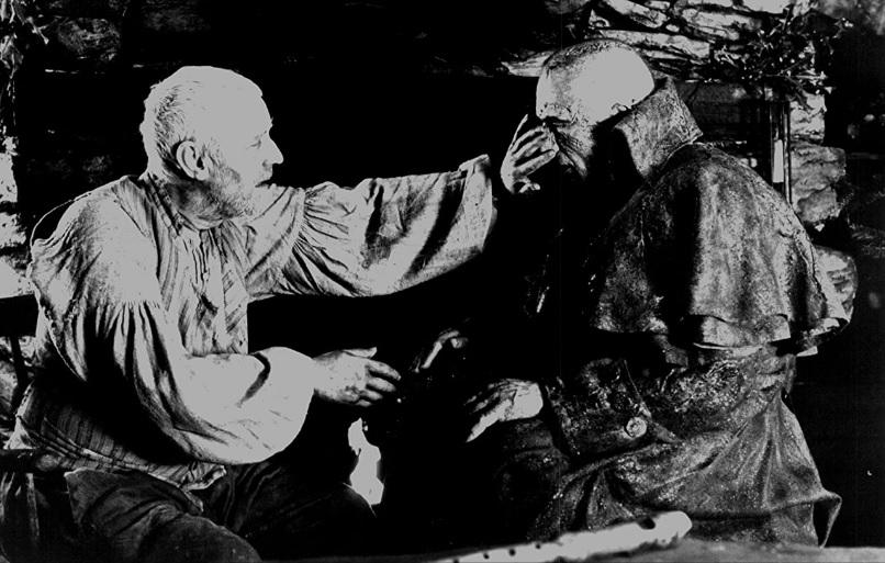 Rojo y Viejo Bastardo: «Frankenstein de Mary Shelley» de Kenneth Branagh