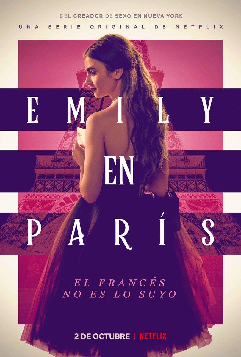 Emily en París - Poster