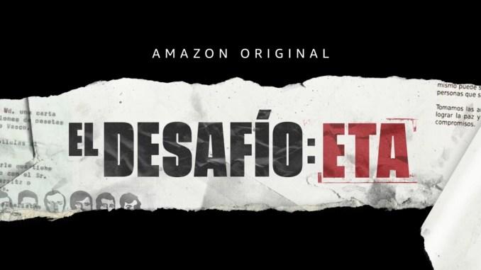 """Avance de """"El Desafío: ETA"""", la nueva serie documental Amazon Prime Video"""
