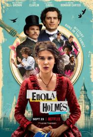 [REVIEW] Enola Holmes: Elemental mi querido espectador