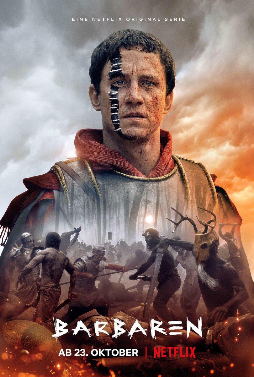 Bárbaros - Poster