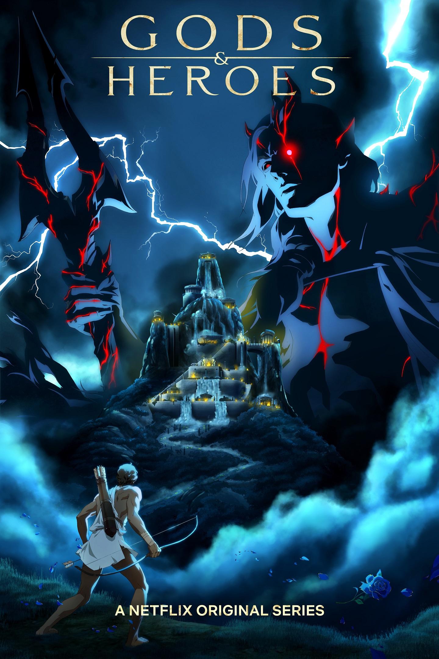 Sangre de Zeus: Avance de la nueva animación de Netflix