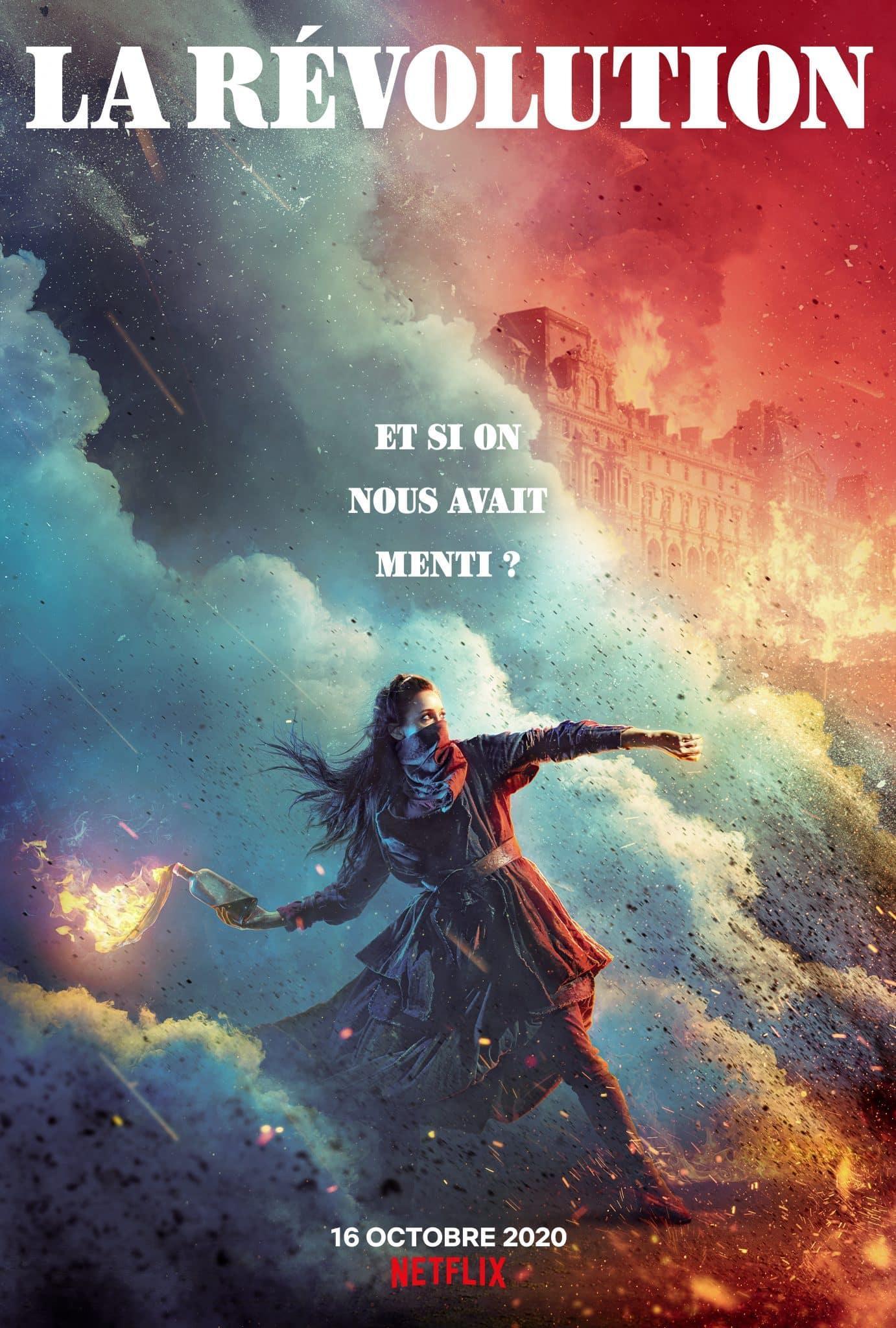La Revolución - Poster