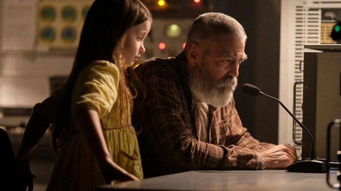 Cielo de medianoche: Avance de la aventura Sci Fi protagonizada por George Clooney