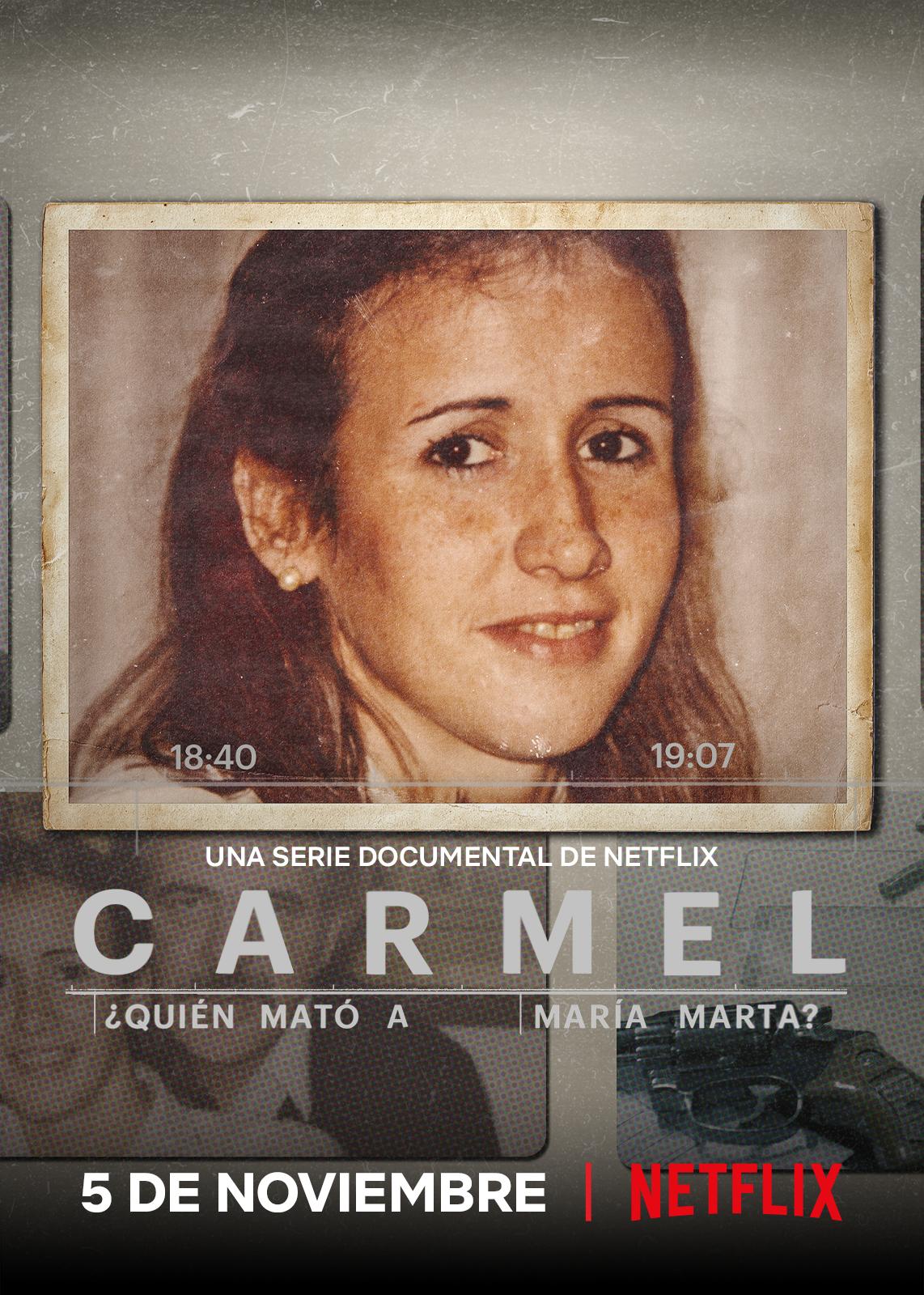 "Avance de ""Carmel: ¿Quién mató a María Marta?"""
