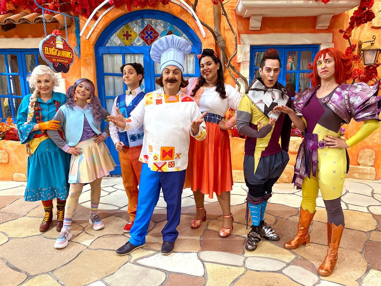 Disney Plus: Adelantos de su programación en Tv por cable
