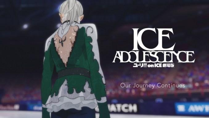 """Ice Adolescence: Teaser del esperado film de """"Yuri!!! On Ice"""""""
