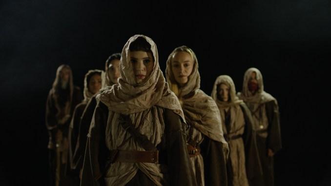 Existir: Final de rodaje y primeras imágenes del nuevo film de Gabriel Grieco
