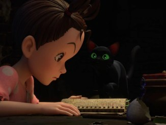 Earwig and the Witch: Primer avance del nuevo film del Estudio Ghibli