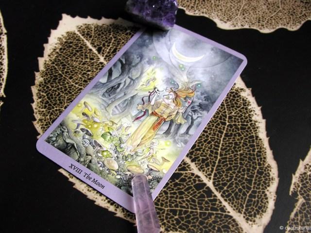 Meditando con las cartas del Tarot