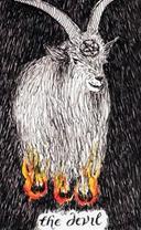 the wild unknown the devil